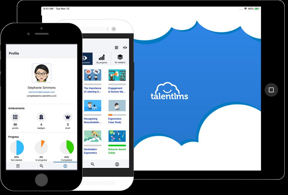 TalentLMS Software - 4