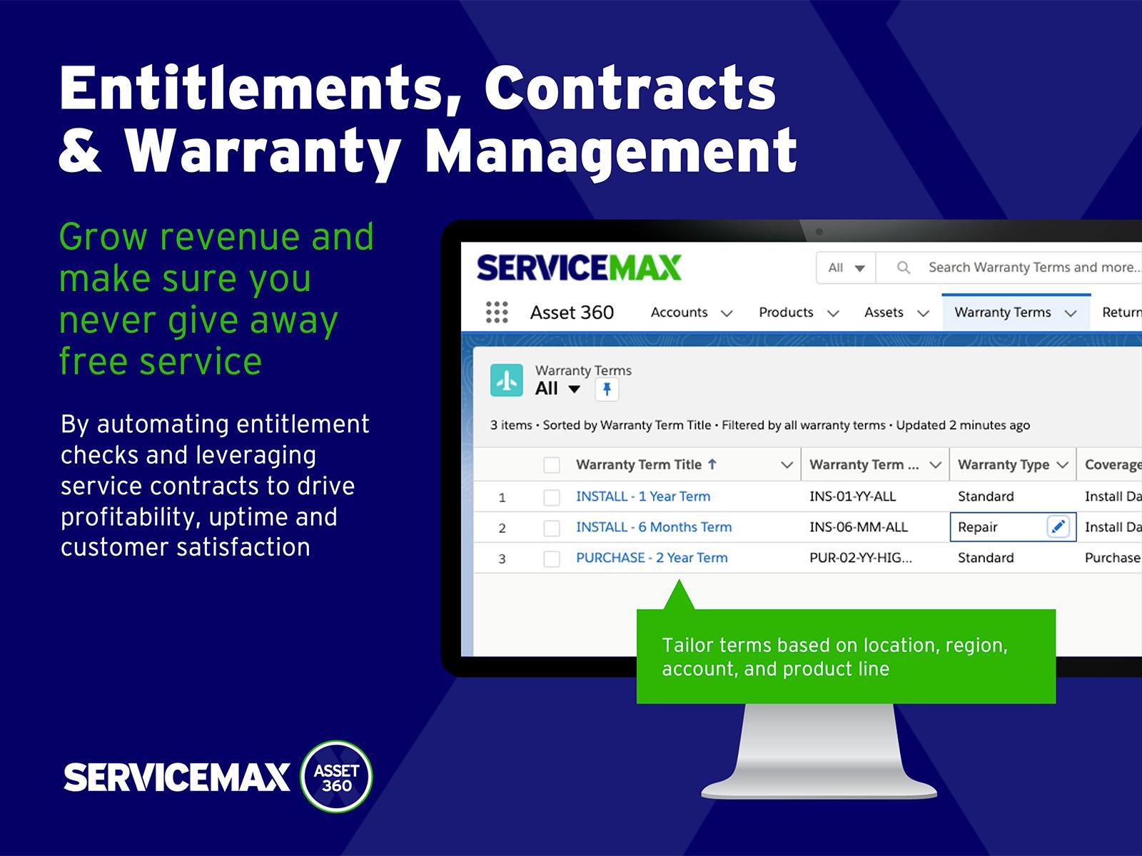 ServiceMax Software - 5