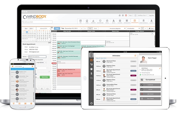 Manage scheduling, payroll, tips, commissions, inventory and more, from a centralized platform