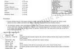 GroveMenus screenshot: Print tray cards for nursing homes using Grove Menus