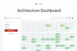 OutSystems screenshot: Architecture Dashboard: Monitor and remedy technical debt.