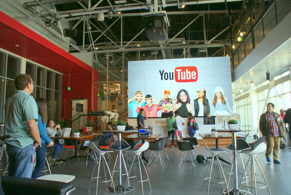 Spectrio Software - Spectrio at YouTube Space