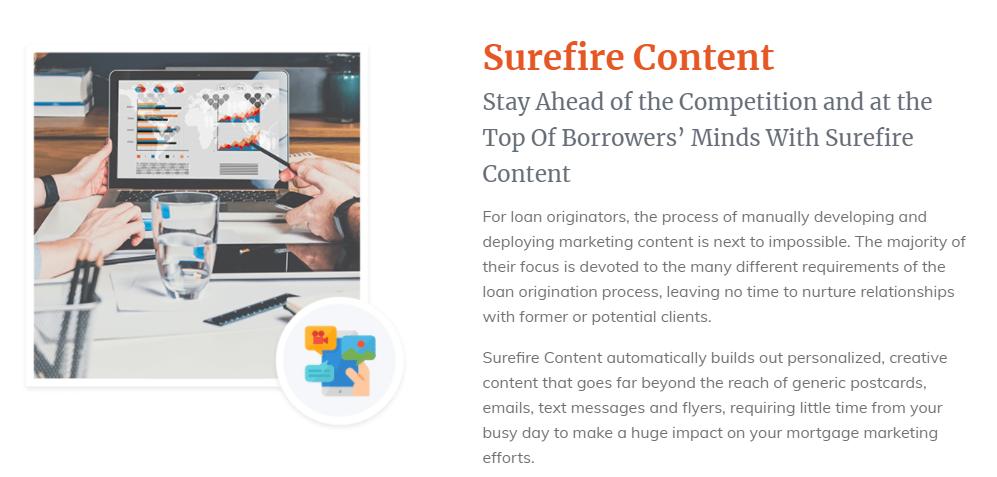 Surefire Content