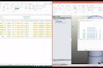 3D CAD Automation screenshot: 3D CAD Automation design table screenshot