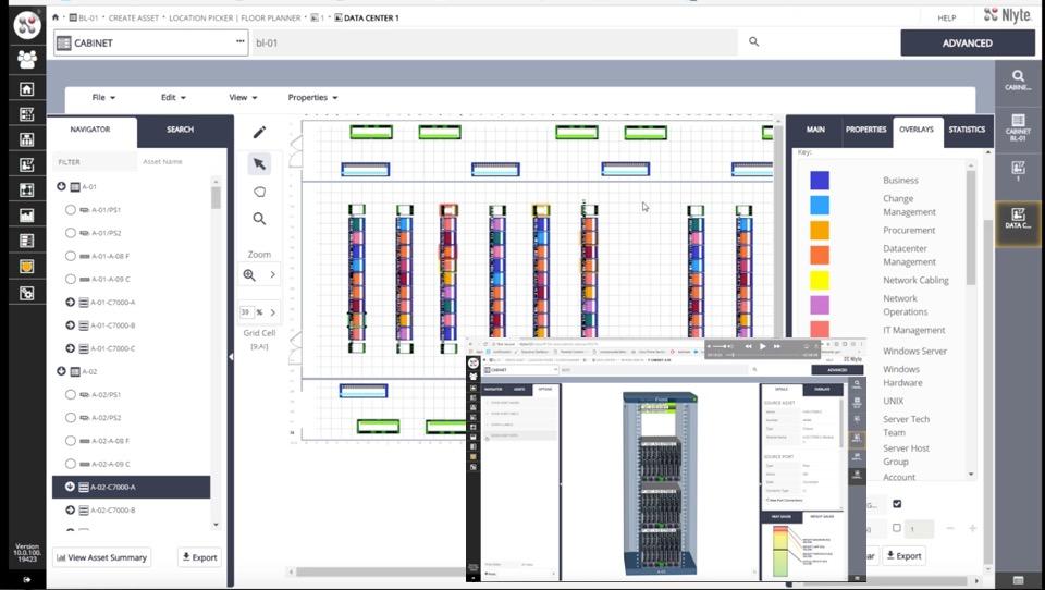 Nlyte DCIM Software - 3