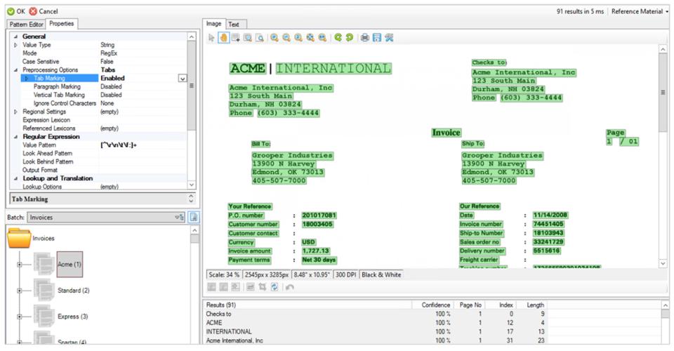 Grooper Software - Grooper OCR