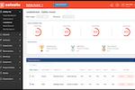 Safesite screenshot: Safesite dashboard
