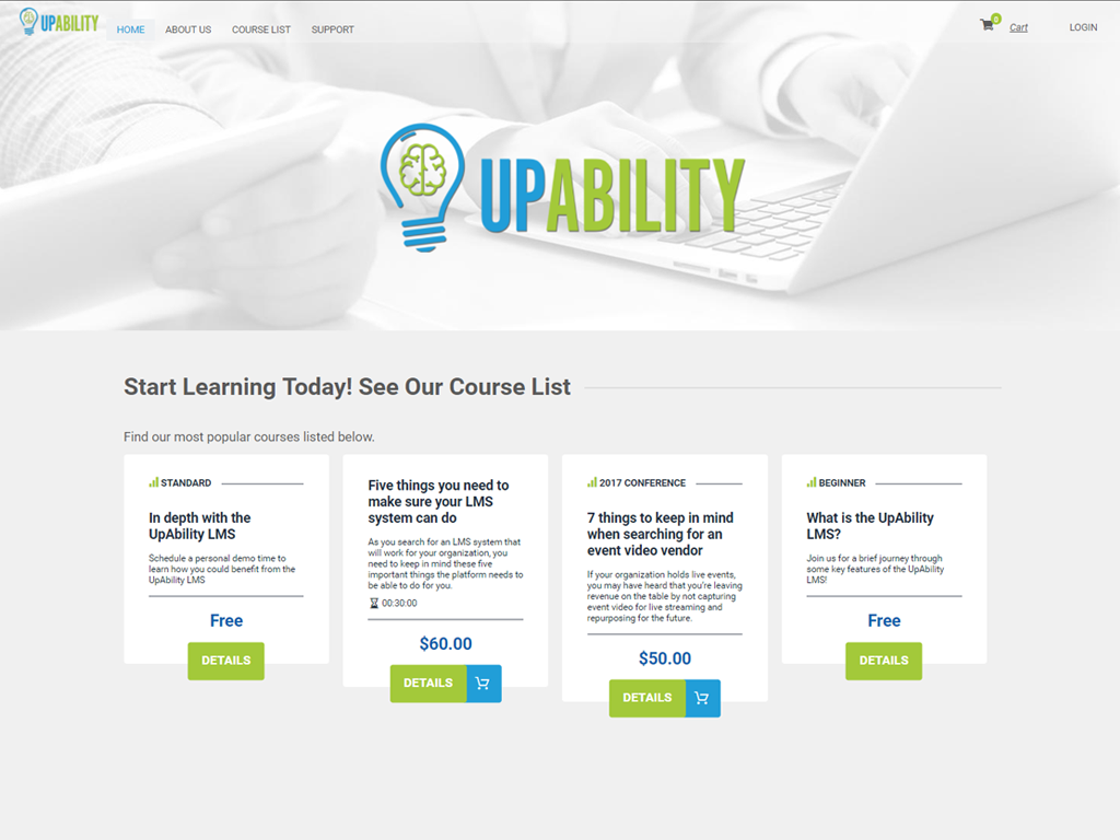 UpAbility Software 20 – Reviews, Preise & Live Demos