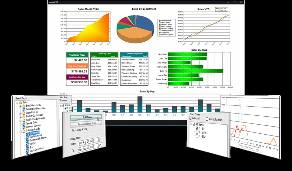 AmberPOS Software - 4
