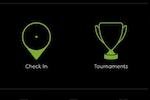 GolfStatus screenshot: GolfStatus mobile application