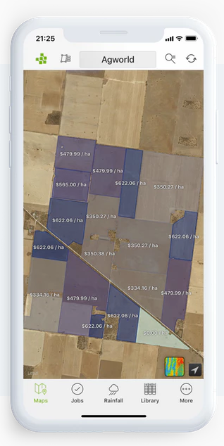 Agworld: Understand the agronomic and financial performance of every field