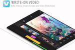 Capture d'écran pour Creativity 365 : Write-On Video
