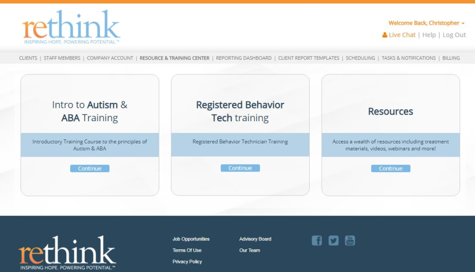 Rethink Software - 2