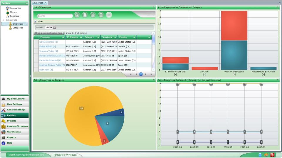 BrickControl Software - 4