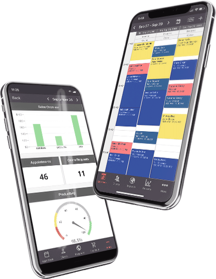 Mobile Apps for Apple and Android