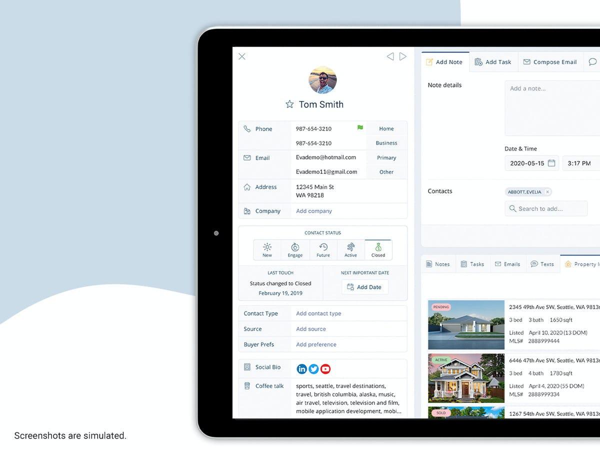 TOP PRODUCER Software - Social Media Insights