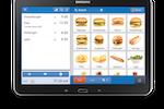 POSbistro screenshot: POSbistro tablet app