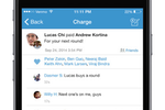 Captura de tela do Venmo: Connect with people and share moments