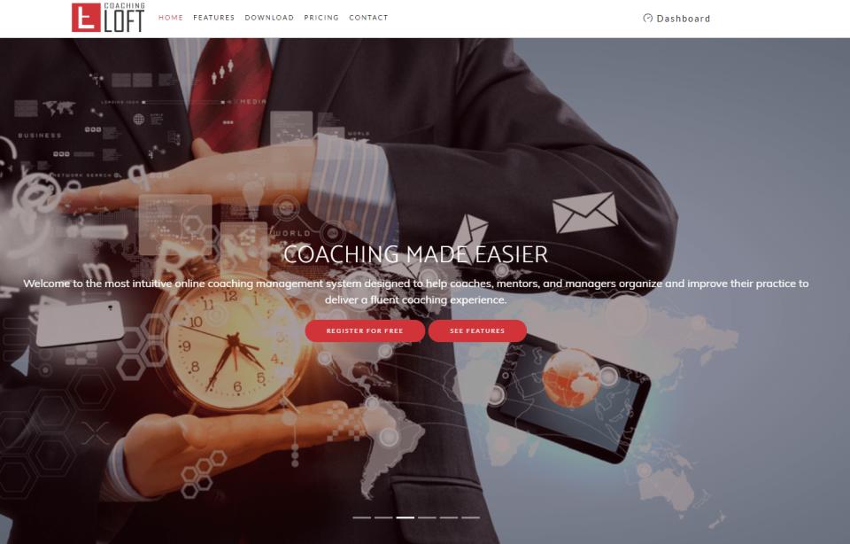 Coaching Loft Software - Coaching Made Easier