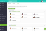 Sage HR Screenshot: Teams