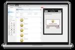 Harvest Your Data screenshot: Use emoticons in Harvest Your Data surveys