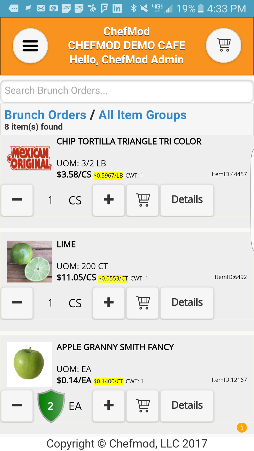 ChefMod Software - 2
