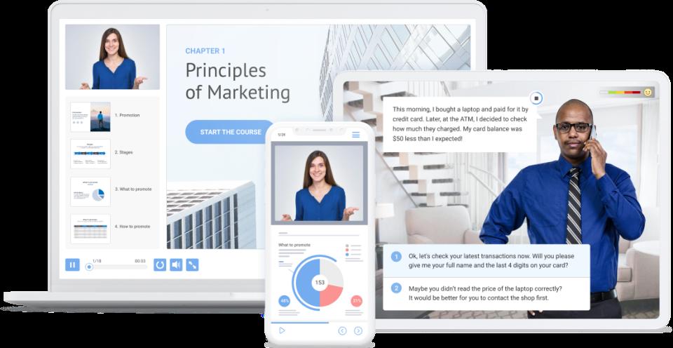 iSpring Suite Software - 5