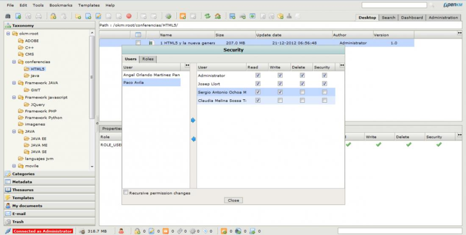 OpenKM Software - 3