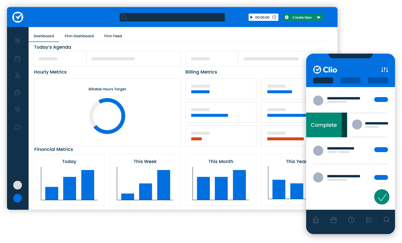 Comprehensive case management, advanced document management, & faster billing.