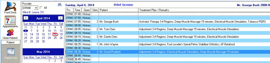 Print screen