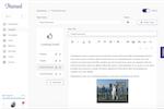 Captura de pantalla de Trainual: Trainual Topic User view, showing a video step type.