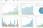 LogiSense Billing screenshot: Dashboards for Visibility into Billing Data