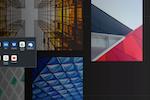 Bluescape screenshot: Drag and Drop integrations