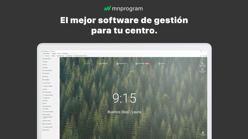 MNprogram Software - 4