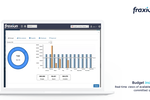 Fraxion screenshot: Budget insight
