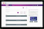 Capture d'écran pour TADA : TADA dataset summary