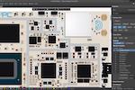 Altium Designer screenshot: Altium Designer PCB design properties