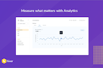 Hiver Screenshot: Measure what matters with analytics