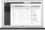 Salsify screenshot: All products in one place accessible by your entire team