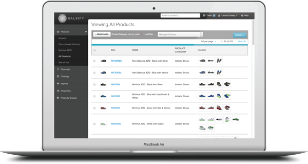 All products in one place accessible by your entire team