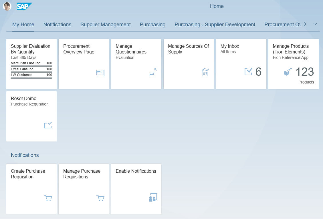 SAP ERP Logiciel - 3