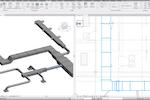 SysQue screenshot: SysQue 2D plan