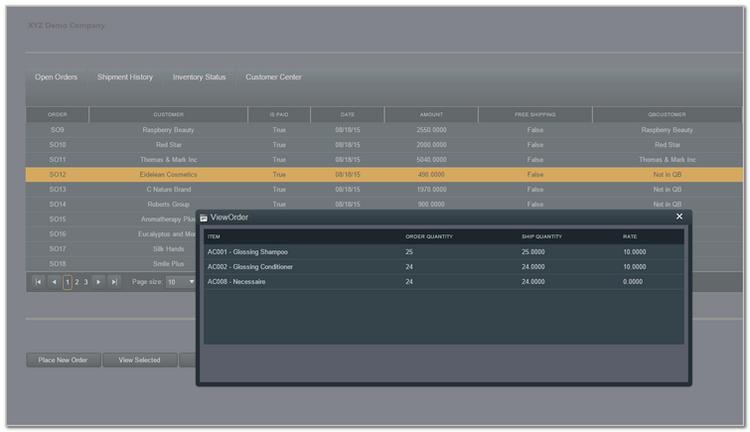 Rokits CS/Sales Rep Portal