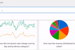 Capture d'écran pour OWOX BI : OWOX BI Smart Data