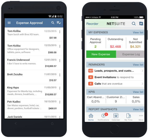 NetSuite Software - Access your business from anywhere, at any time