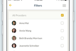 Visibook Screenshot: Add employees to the calendar for instant scheduling