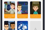 TalentCards screenshot: TalentCards Learner View