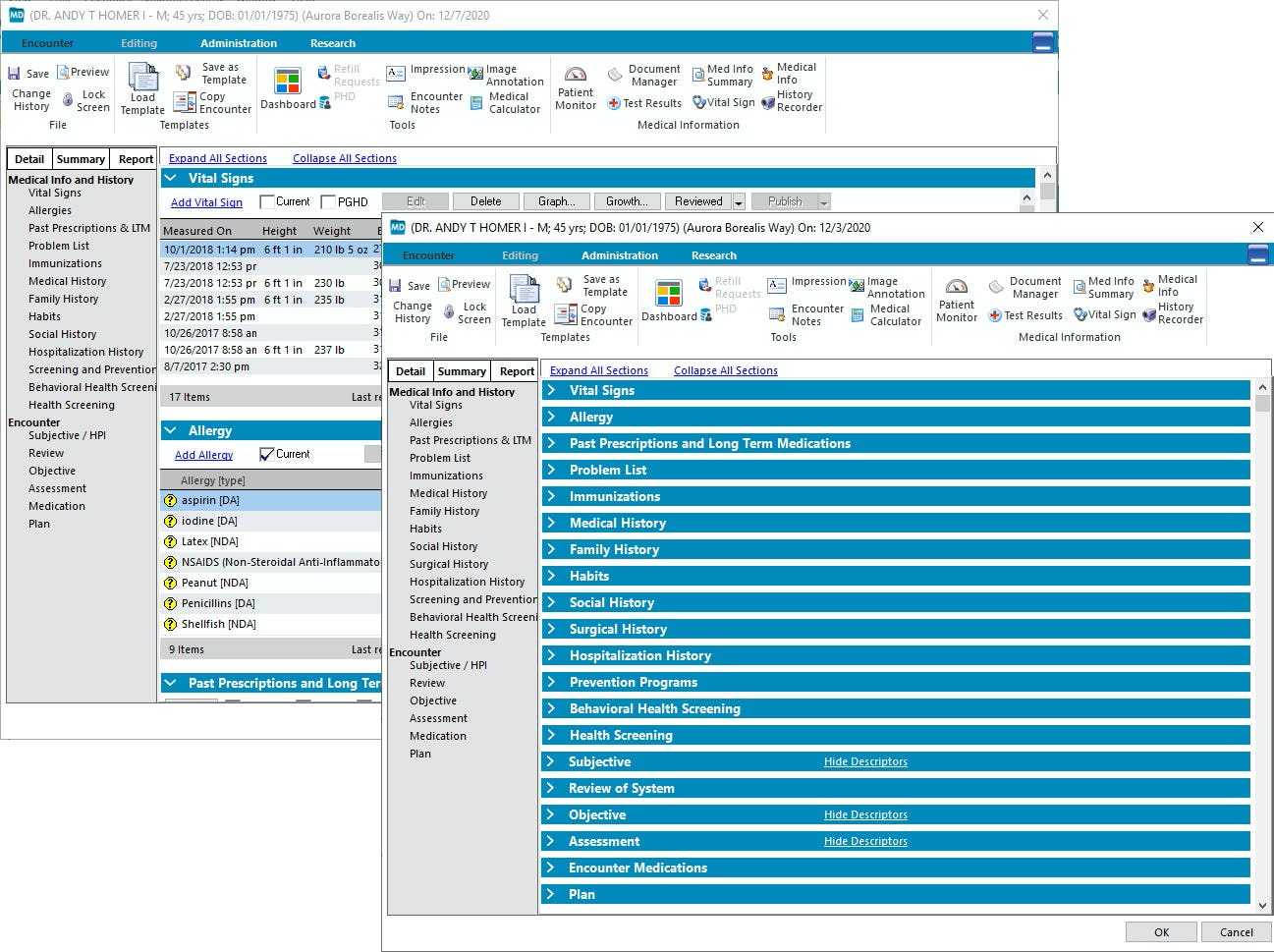 MicroMD Software - 1