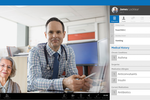 Capture d'écran pour Virtual Care Management : Virtual Care Management video consultation