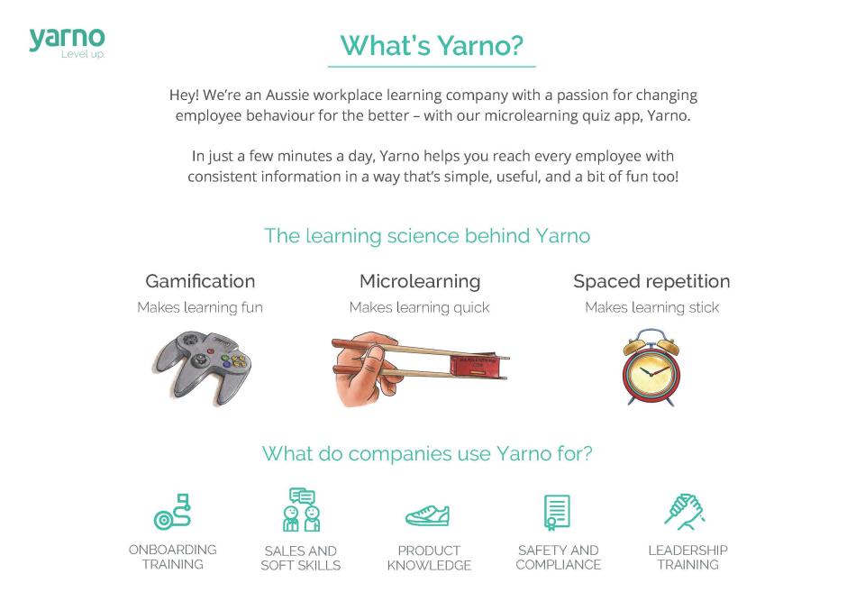 Yarno Software - 2